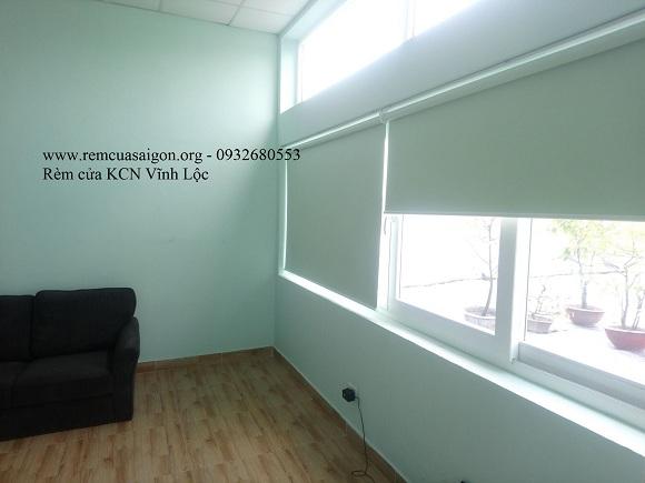Rèm văn phòng Vĩnh Lộc
