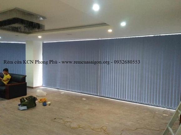 Rèm cửa KCN Phong Phú