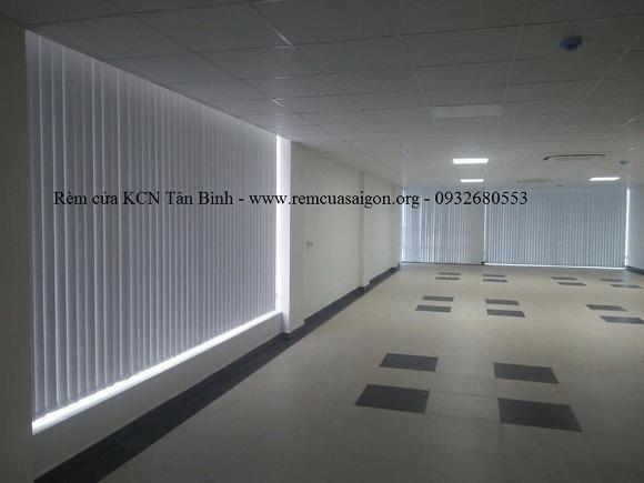 Rèm cửa KCN Tân Bình