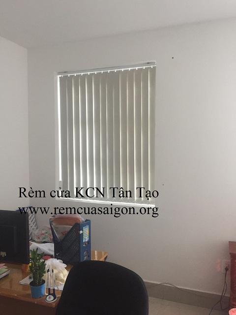Rèm cửa KCN Tân Tạo