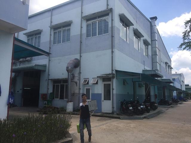 Rèm cửa KCN Đông Nam