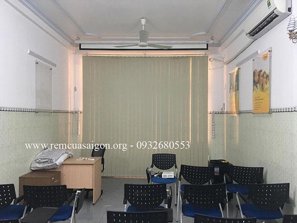 Rèm văn phòng Tân Định