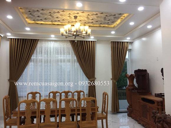 Rèm cửa đường Lê Văn Thọ, Gò Vấp