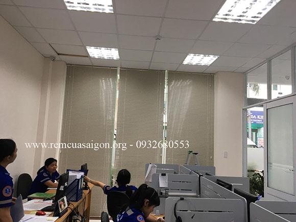 Rèm sáo nhôm KCN Tân Phú Trung