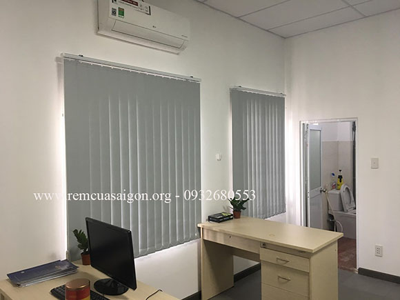 Rèm văn phòng Lê Văn Thọ, Gò Vấp